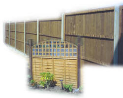 sample fencing